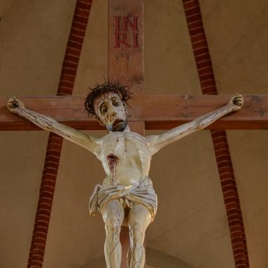 Gotisches Kreuz