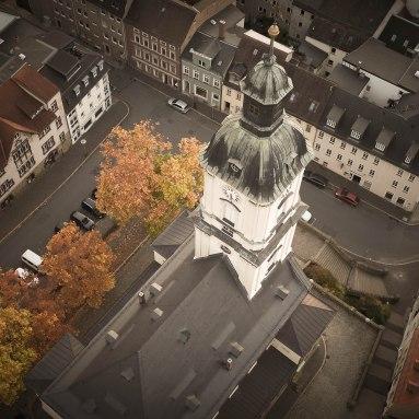 St. Salvator - Luftbild
