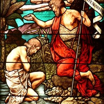 Kirchenfenster - Detail
